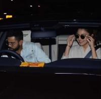 Virat kohli, Anushka Sharma are back from their romantic getaway