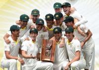 Perfect 10 for Starc, 2-0 triumph for Australia