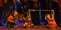 Puppet play depicts Shravan's devotion towards parents