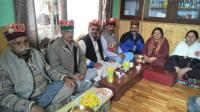 Fagli Utsav begins in Lahaul-Spiti