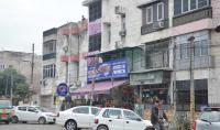 Commercial activities in city residential areas on MC radar