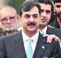 Former Pakistan PM Yousuf Gilani stopped from leaving country