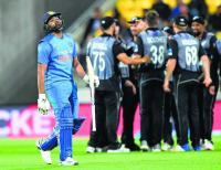 Kiwis soar, Indians grounded