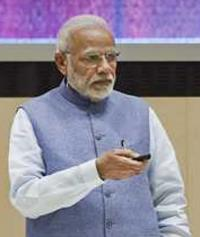 Uproar over online stone laying by PM