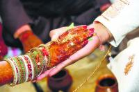 Andhra IAS to spend only Rs 36,000 on son's marriage