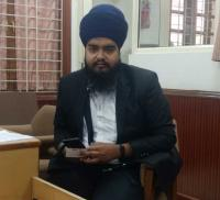 Sikh lawyer from Maharashtra seeks entry into SC with 'kirpan'