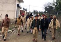 HP, Punjab cops raid village to hunt drug peddlers