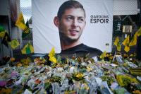 Body from plane wreckage identified as Argentine footballer's