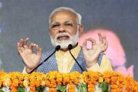 PM attacks Mamata over dharna, says won't spare perpetrators of chit fund scams
