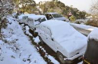 Lower Dharamsala experiences snow after 6 years