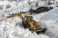 Five cops among 7 dead in Kulgam avalanche
