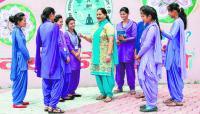 NGO in Banikhet empowering girls, transforming lives