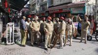 Day after clash, security up in Phagwara, 2 FIRs lodged