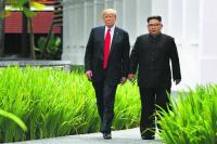 Trump to meet Kim in Hanoi on Feb 27-28