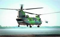Boeing delivers first four Chinook helicopters for IAF