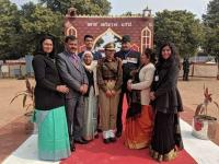 Sonepat's Somya first woman officer from state in BSF