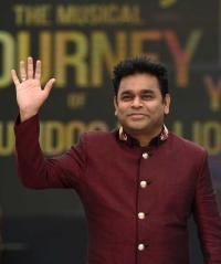 AR Rahman attends Grammy Awards with daughter Raheema