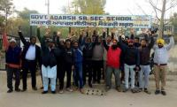 Parents protest change of board from CBSE to PSEB
