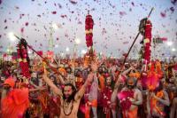 India's Kumbh Mela festival steps up anti-trafficking efforts