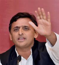 SP chief Akhilesh Yadav 'stopped' at airport; uproar in Uttar Pradesh legislature