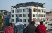 Kerala man loses 3 family members in Delhi hotel fire
