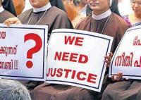 Bishop calling shots, priests back nuns' charge