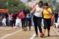 Athletics meet opens at girls' college