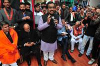 BJP leadership gives mixed signals on joint elections