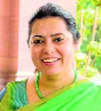 Politics of deception on electoral rolls: Lekhi