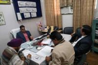 Civil Hospital staff found absent
