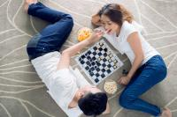 Couples creating art or playing board games release more 'love hormone'
