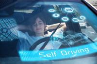 Self-driving cars 'learn' to predict pedestrian movement