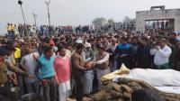 Karnal village bids tearful adieu to havildar martyred in J&K