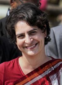 In UP to gauge ground situation, not to contest poll: Priyanka to Cong leaders