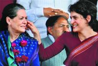 Cong banking on Priyanka to reverse fortunes