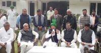 Chautala to blow poll bugle from estranged grandson's constituency