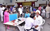 Free eye surgery at villages