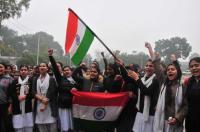 Students hit roads, demand FIR withdrawal