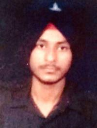 Army martyr accorded state honour