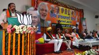 BJP leaders chalk out plan for LS elections