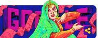 Google celebrates Madhubala's birthday