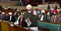 House resolution condemns terror attack in Pulwama
