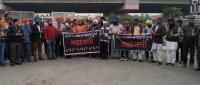 AAP holds candle march for martyrs