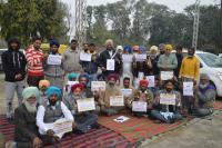 Social outfits seek employment, pension