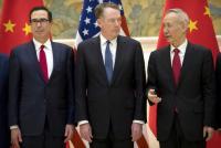 China-US trade talks 'making a final sprint': State media