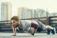 Push-ups can keep heart disease risk at bay: Study
