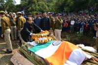 Pulwama attack: Funeral held for Kangra martyr