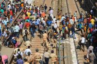 Pulwama: Trains disrupted in Mumbai