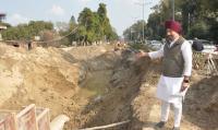 MC flayed over Mall road repair delay