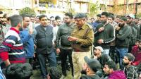 Security of Kashmiri students beefed up in Mullana